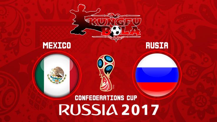 Mexico vs Rusia