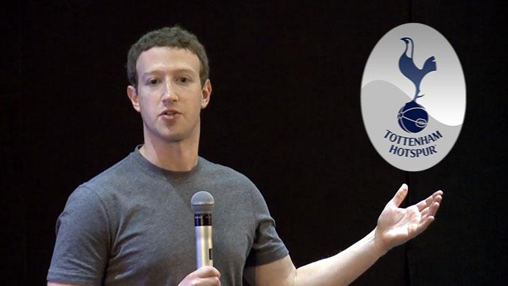 Tottenham Hotspur dan Mark Zuckerberg
