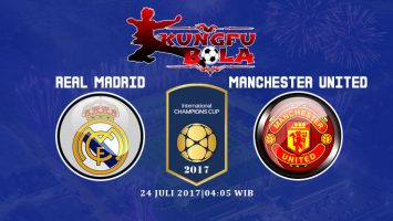real madrid vs manchester united