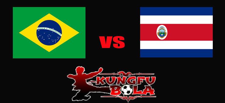 brasil vs kostarika