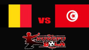 belgia vs tunisia