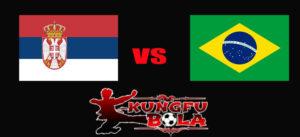 serbia vs brasil