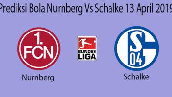 Prediksi Bola Nurnberg Vs Schalke 13 April 2019