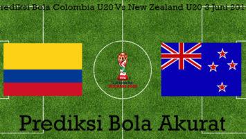 Prediksi Bola Colombia U20 Vs New Zealand U20 3 Juni 2019