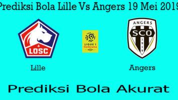 Prediksi Bola Lille Vs Angers 19 Mei 2019