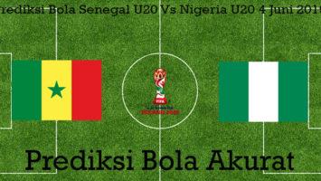 Prediksi Bola Senegal U20 Vs Nigeria U20 4 Juni 2019