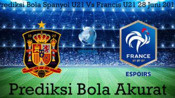 Prediksi Bola Spanyol U21 Vs Prancis U21 28 Juni 2019