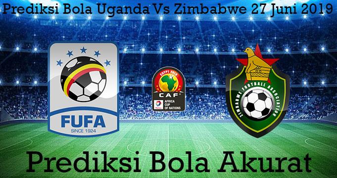 Prediksi Bola Uganda Vs Zimbabwe 27 Juni 2019