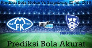 Prediksi Bola Molde Vs Sarpsborg 22 Juli 2019