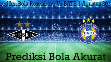 Prediksi Bola Rosenborg Vs BATE 1 Agustus 2019