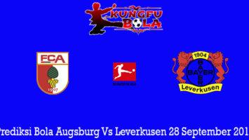 Prediksi Bola Augsburg Vs Leverkusen 28 September 2019