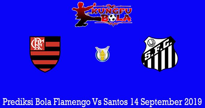 Prediksi Bola Flamengo Vs Santos 14 September 2019