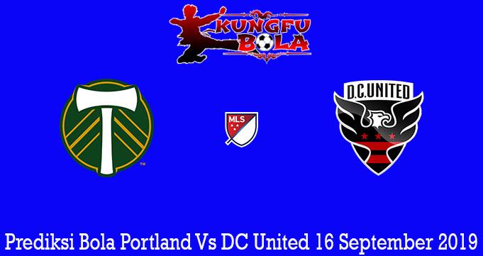 Prediksi Bola Portland Vs DC United 16 September 2019