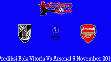 Prediksi Bola Vitoria Vs Arsenal 6 November 2019