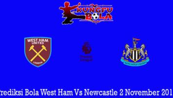 Prediksi Bola West Ham Vs Newcastle 2 November 2019