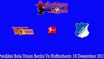 Prediksi Bola Union Berlin Vs Hoffenheim 18 Desember 2019