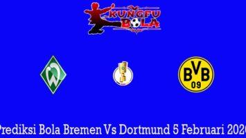 Prediksi Bola Bremen Vs Dortmund 5 Februari 2020