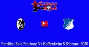 Prediksi Bola Freiburg Vs Hoffenheim 8 Februari 2020