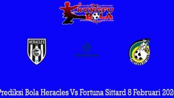 Prediksi Bola Heracles Vs Fortuna Sittard 8 Februari 2020
