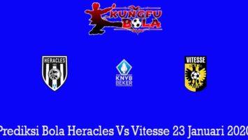 Prediksi Bola Heracles Vs Vitesse 23 Januari 2020