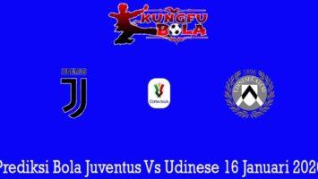 Prediksi Bola Juventus Vs Udinese 16 Januari 2020