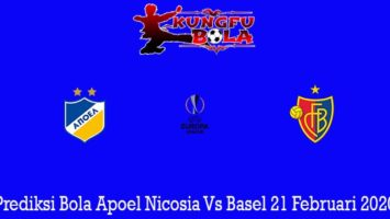 Prediksi Bola Apoel Nicosia Vs Basel 21 Februari 2020