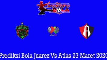 Prediksi Bola Juarez Vs Atlas 23 Maret 2020