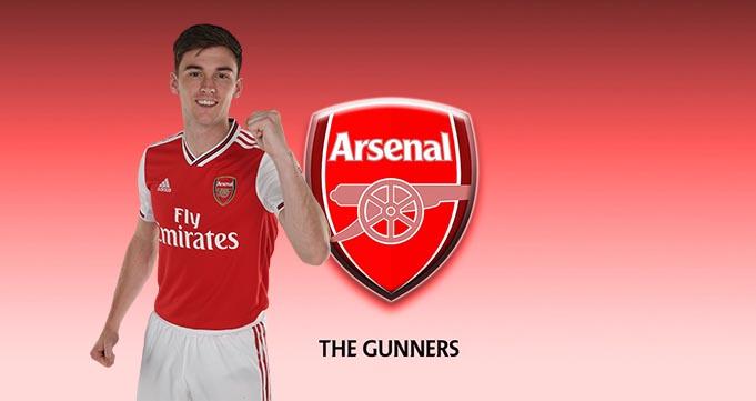 Kieran Tierney Dipercaya Bisa Sukses Di Arsenal