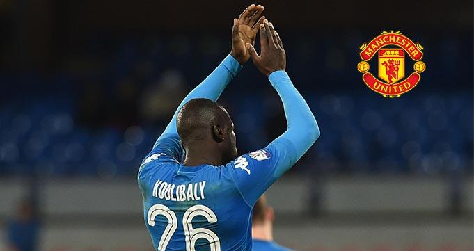 Man United Selangkah Lebih Dekat Kalidou Koulibaly