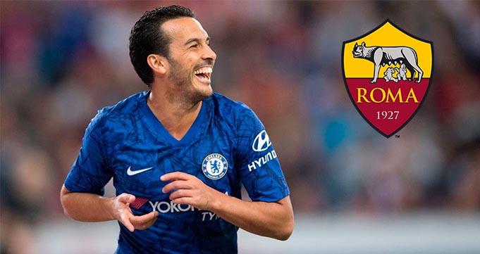 Pedro Berpeluang Bermain Di Serie A