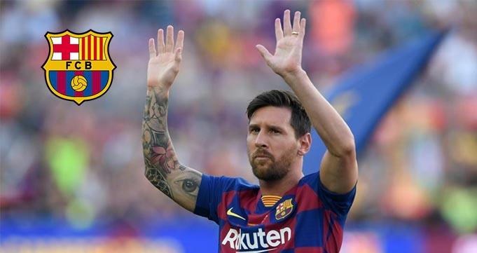 Masa Depan Lionel Messi Dipercaya Tetap Di Barca
