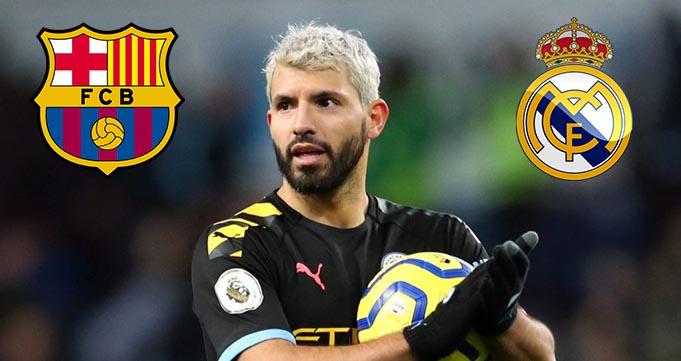 Sergio Aguero Memiliki Peluang Kembali Ke La Liga