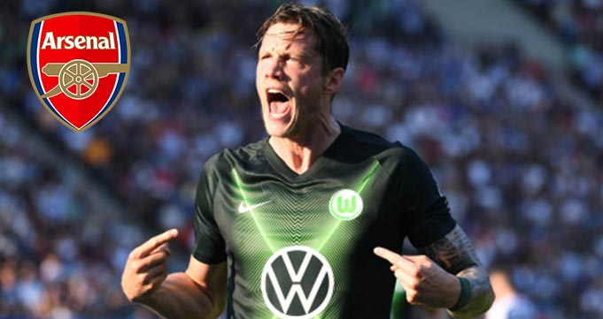 Arsenal Punya Bidikan Baru Striker Wout Weghorst