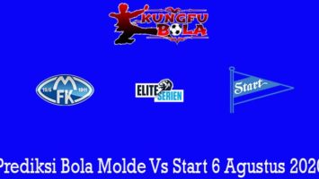 Prediksi Bola Molde Vs Start 6 Agustus 2020