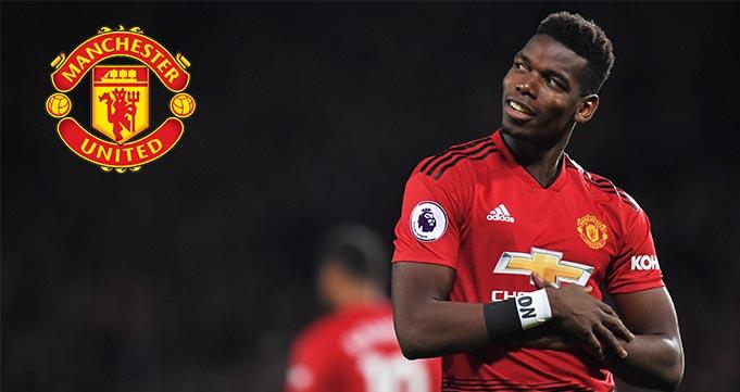 Paul Pogba Siap Bertahan Di Man United
