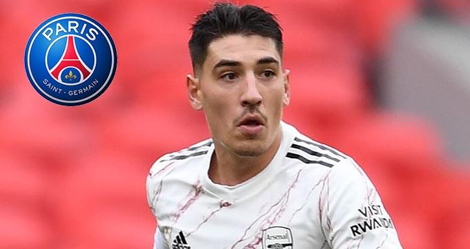 PSG Inginkan Bek kanan Hector Bellerin