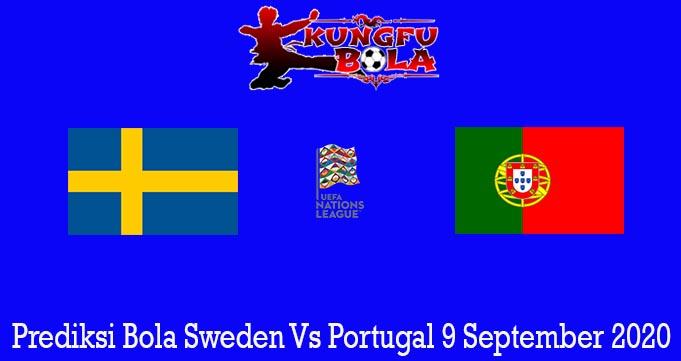 Prediksi Bola Sweden Vs Portugal 9 September 2020