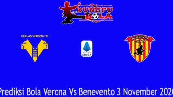 Prediksi Bola Verona Vs Benevento 3 November 2020