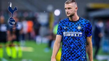 Tottenham Bujuk Inter Milan Lepas Milan Skriniar