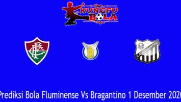 Prediksi Bola Fluminense Vs Bragantino 1 Desember 2020