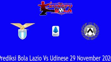 Prediksi Bola Lazio Vs Udinese 29 November 2020