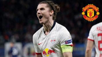 Winger Sabitzer Masuk Dalam Bidikan Man United