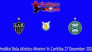 Prediksi Bola Atletico Mineiro Vs Coritiba 27 Desember 2020
