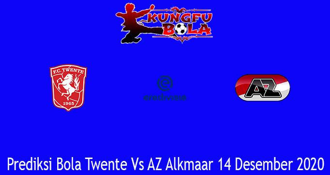 Prediksi Bola Twente Vs AZ Alkmaar 14 Desember 2020