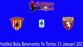 Prediksi Bola Benevento Vs Torino 23 Januari 2021