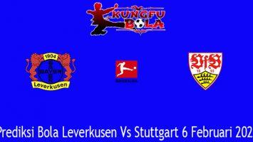 Prediksi Bola Leverkusen Vs Stuttgart 6 Februari 2021