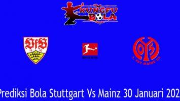Prediksi Bola Stuttgart Vs Mainz 30 Januari 2021