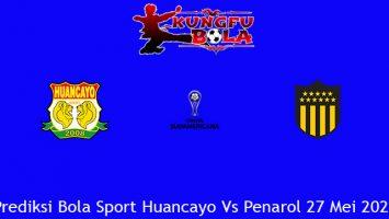 Prediksi Bola Sport Huancayo Vs Penarol 27 Mei 2021